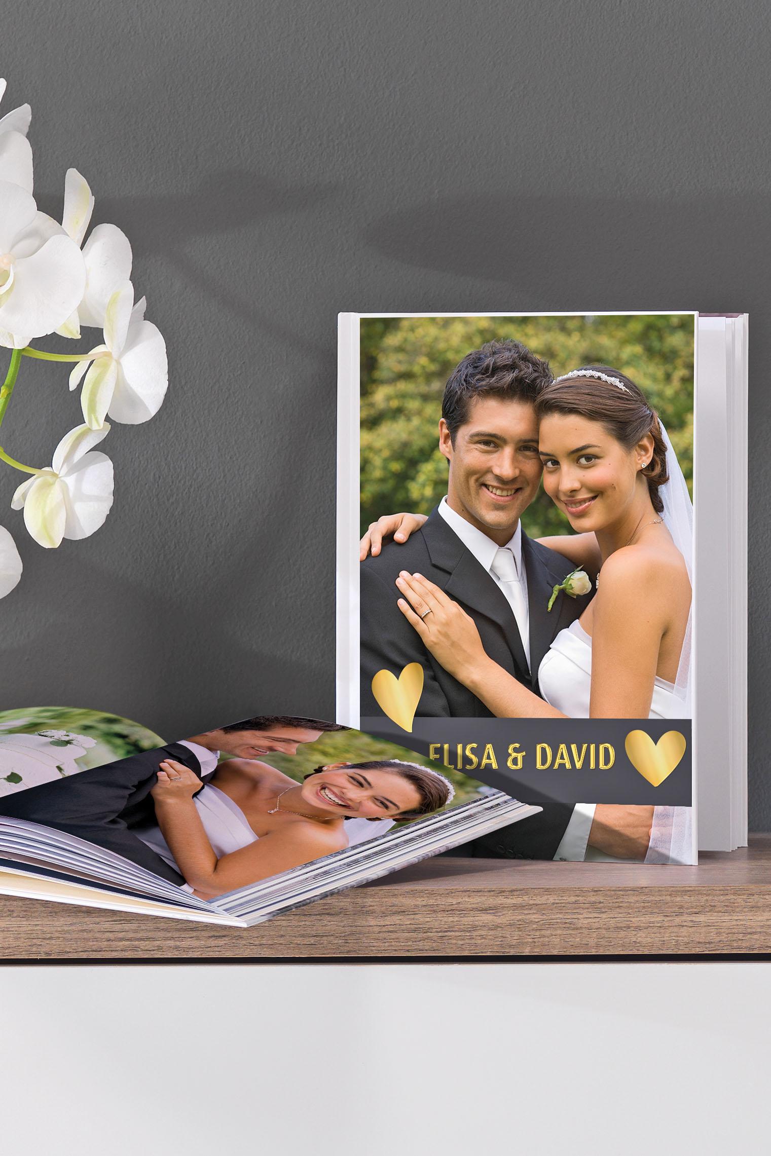 Ideen für die Hochzeitserinnerung