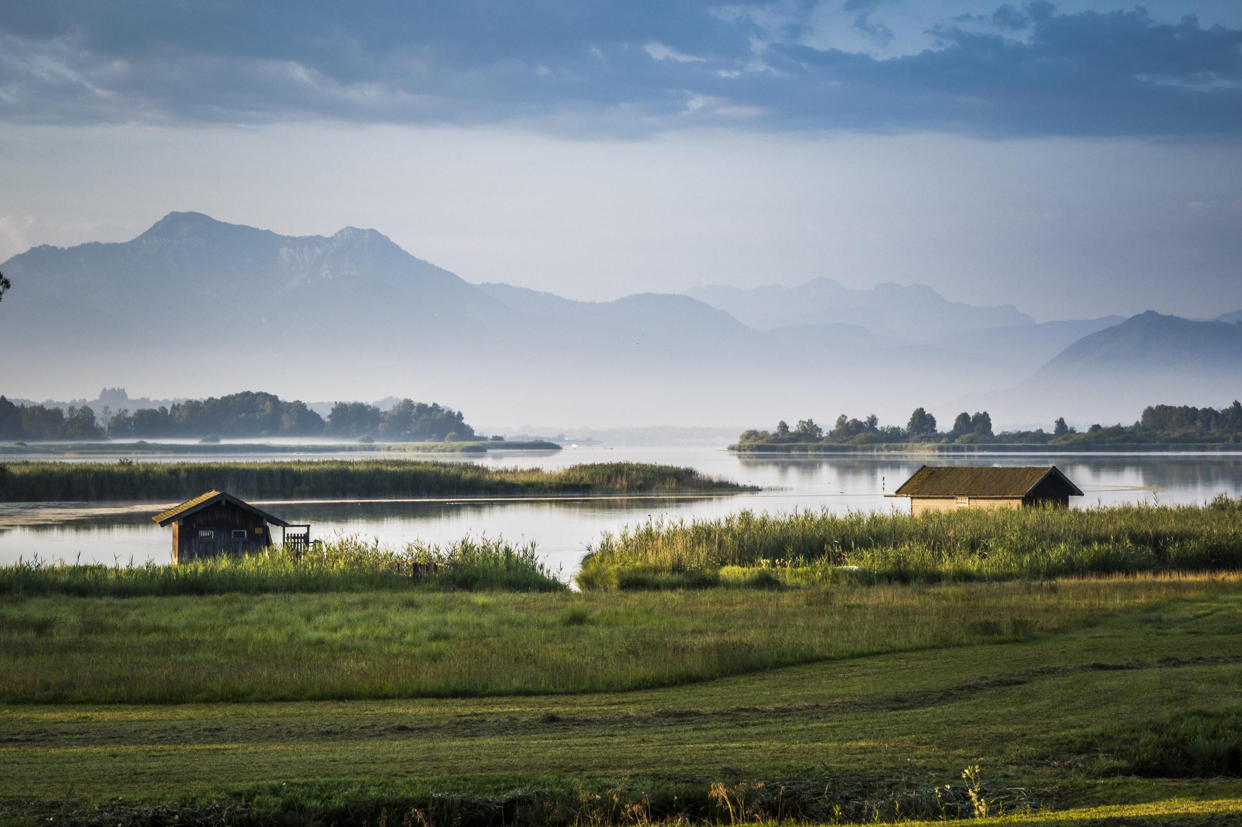Landschaftsfotografie beim Chiemgauer Wanderherbst