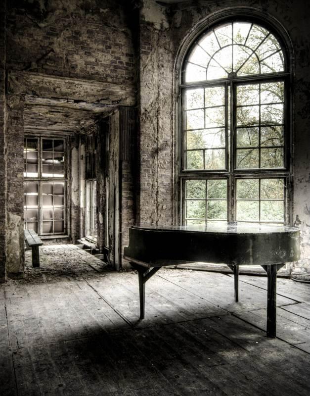 Lost Places - Die alten Heilstätten am Grabowsee...